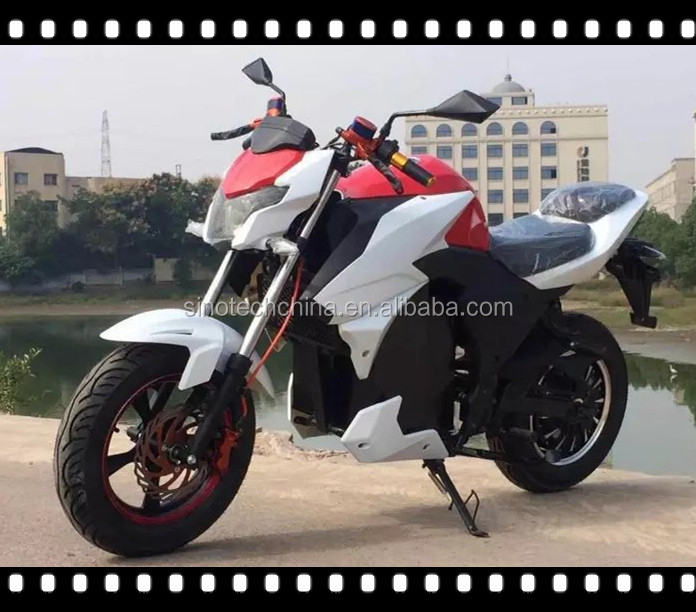 new popular 3000W cool sport racing hero motorcycle