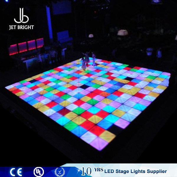 Night Club Disco Dj Light White acrylic <strong>Rgb</strong> 3d Illusion Led Dance Floor