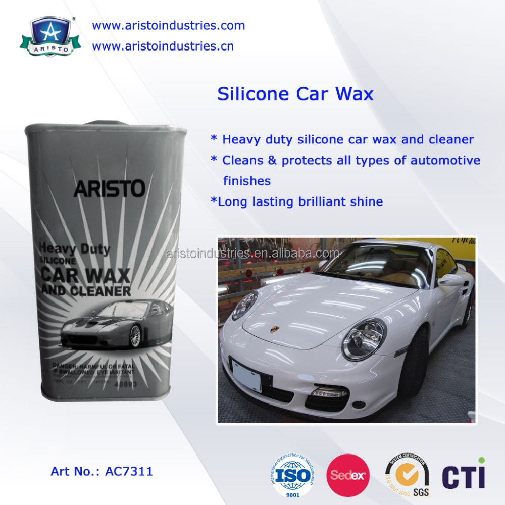 Aristo Silicone Car Wax