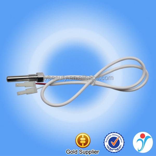 New Stock Excellent Heat Probe 1/2 White Silicone Wire NTC Humidity Temperature Sensor 0-10V Output 3K 5K 7K
