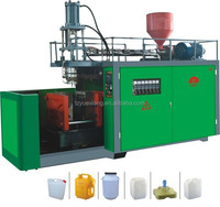 plastic molding machine price for HDPE BOTTLES