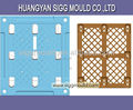 polystyrene plastic injection molding pallet mould