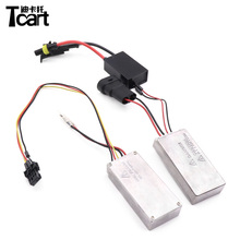 Tcart Auto Lighting System 45w fast decoding 12v work for general purpose car mini xenon ballasts waterproof mini <strong>hid</strong> ballast