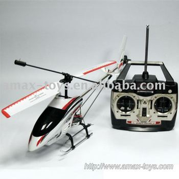 rh-9057 2 channel rc helicopter with colorful light rc fly toys