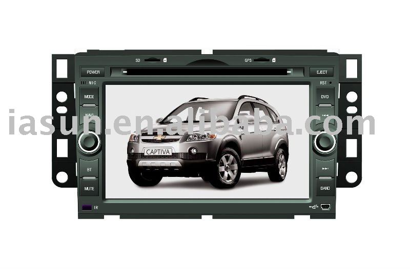 Android Touch screen car DVD player GPS software for CHEVROLET CAPTIVA