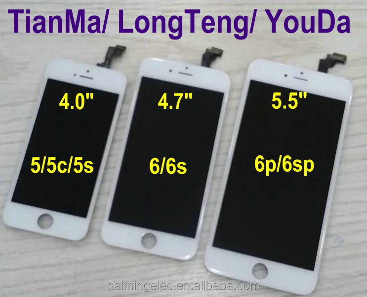 "TianMa LCD <strong>screen</strong> quality for iphone6 4.7"" ,for Apple iphone LCD original quality"