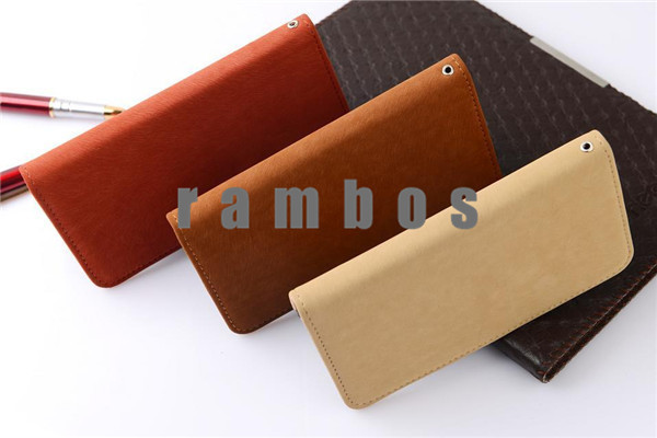 PU Leather Flip Cover Wallet Case Shell Cell Phone Celular for Sony Xperia Z3 Z2 Z1 Z C3 M2