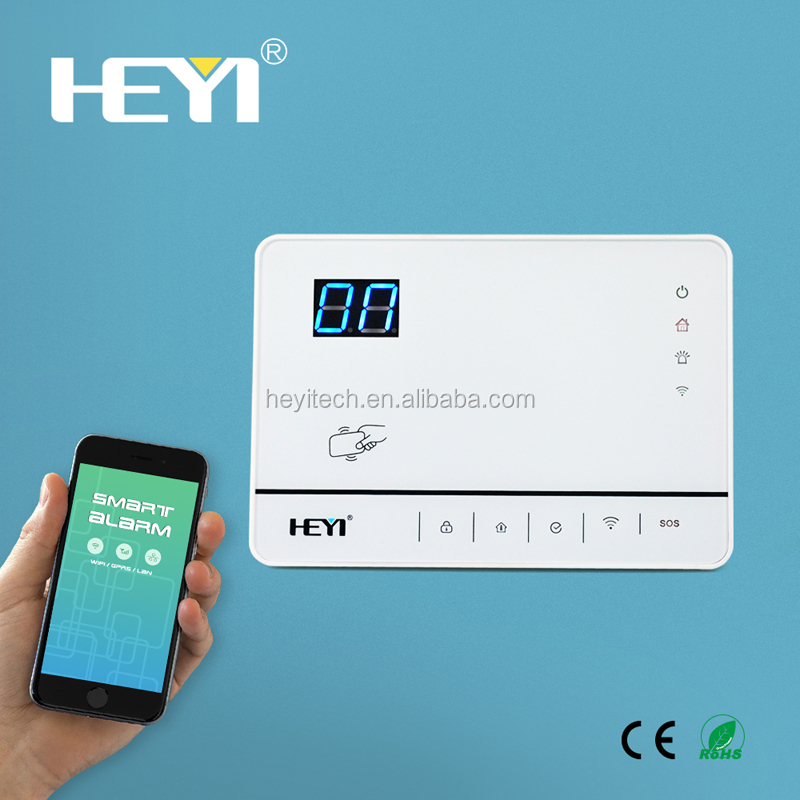 2016 Professional High-tech Smart Anti-intrusion Alarm System