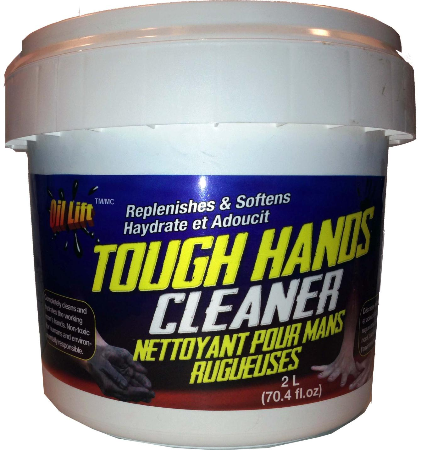 Non Toxic Tough Hand Cleaner