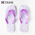 New Design Comfortable beach flip flops hot selling women slippers