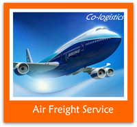 warehousing service drop shipping by air freight logistics from China to Kuching