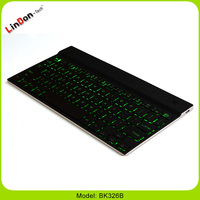 Ultrathin azerty Bluetooth Wireless Keyboard for ipad