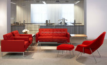 classic florence knoll lounge chair/replica florence knoll sofa/replica knoll barcelona chair
