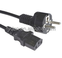 VDE European power cords& extension cords with IEC Connector C13