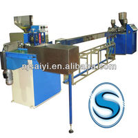 Two Color Hot Sale High Speed Automatic PP Drinking Straw Making / Extruding Machine Production Line