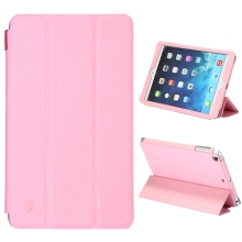 for iPad Mini 3 Cover Foldable Stand Leather Case for iPad Mini 3 Flip Cover