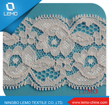 High Quality Wonderful nylon embroidery lace fabric