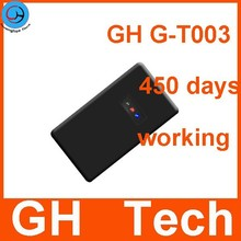 450 days working long battery life gps tracker