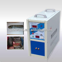 fast welding induction drill soldering machine