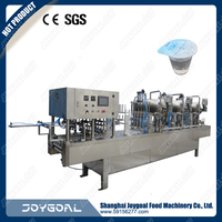 shanghai series cup filling sealing mchine