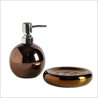 Fashional Ceramic Bath Accessories Liquid Soap