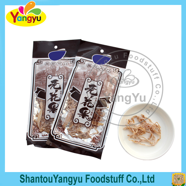 Dried fruit sour and sweet low sugar healthy snack food fig