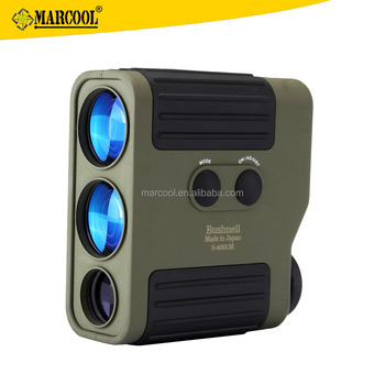 7X25 8 degree 5-4000M Laser Rangefinder hunting and measuring range finder scope for outdoor sport optical instruments