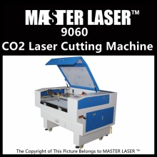 Stable Performance 120W Laser Cutting Machine 900mm*600mm for MDF Wooden Tree