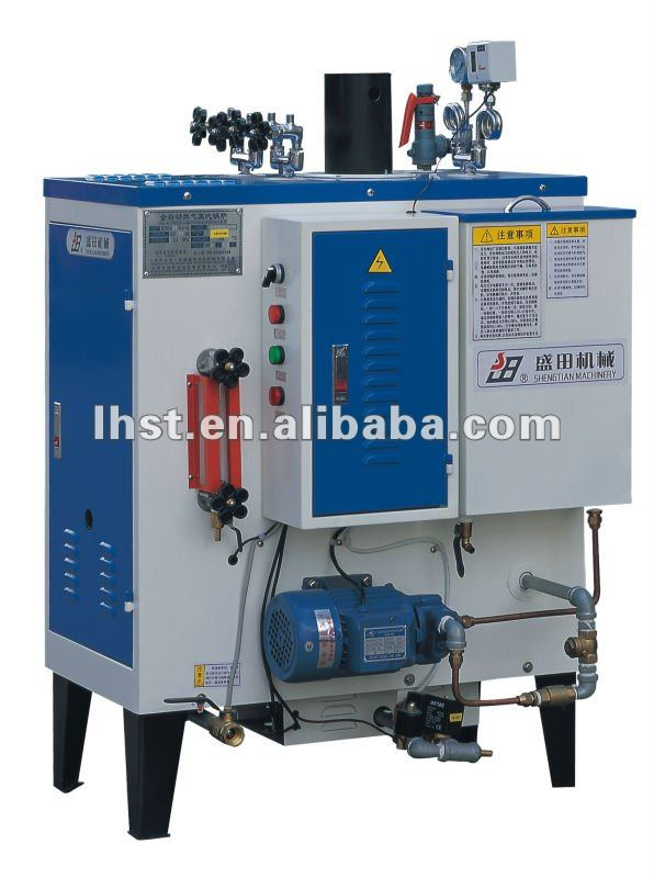 fully automatic gas fired steam generator boiler
