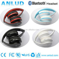 Shenzhen electronics co ltd ALD06 Colorful Over-ear Foldable Headband promotional custom made headphones
