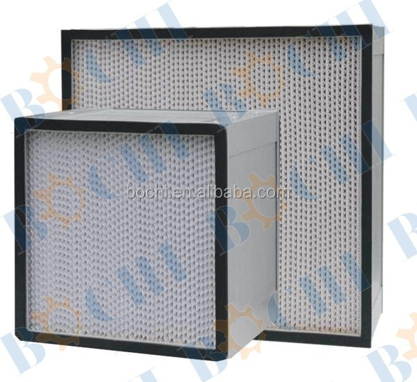 Long Service Life Primary Efficiency Carbon Air Filter