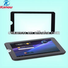 Dragontrail glass for touch screen cover