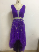 Beaded Technics and Adults Age Group prom dresses