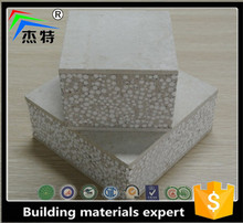 PU Decorative Siding Sandwich Panel, Used for Exterior Wall, Metal Insulation