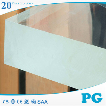 PG Cast 50mm Thick Acrylic Sheets