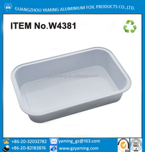 cookware casseroles disposable aluminium foil airline casseroles