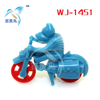 Motorcycle monkey toys small toys