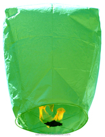 Chinese wholesale flying paper sky lanterns