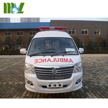 Factory Price Transit Emergency ICU Ambulance Car/Ambulance for Sale MSLJH28