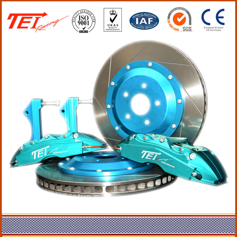 TEI Best Performance Aluminum Forged Lightweight Strong disc brake plate With 2 Years Warranty For All Auto Cars