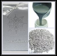 leafing aluminium powder for gravure printing ink