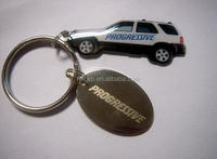 alibaba china metal custom logo car keyrings