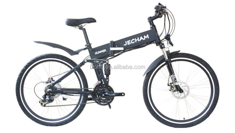 "Fyrlyt 26"" hummer folding electric bike in hot sale with cheap price"