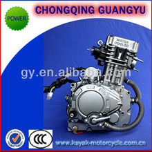 Water-cooled 200CC CG Used Motorcycle Engine