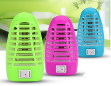 New Arrival Super Mute LED Plastic Rechargeable Mosquito Killer Lamp