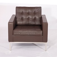 Classic design knoll armchair reproduction