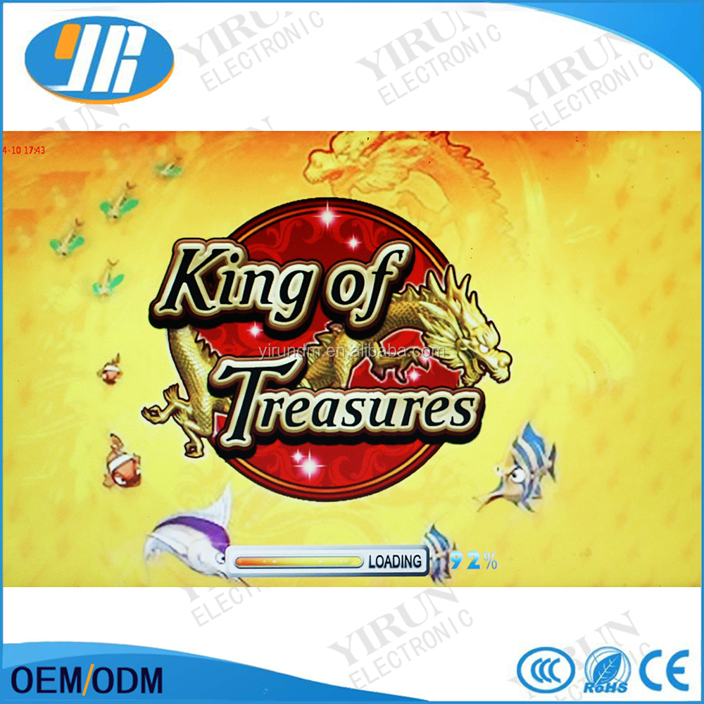 IGS Ocean King of Treasures casino slot fishing game Thunder Dragon video console arcade fishing game mac sale