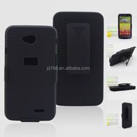 new product hard case holster kickstand belt clip case for Blackberry bold 9790