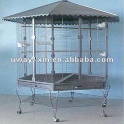 UW-PT-113 Funcitonal and foldable cages for parrot breeding