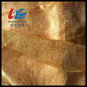 100% Polyester jacquard fabric with PU/PVC use for bags/bassinet/sofa
